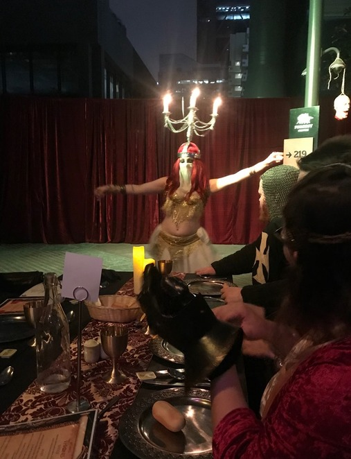 thrones immersive theatre perth, things to do in perth, unusual things to do, perth events in august, immersive theatre, santas enchanted wardrobe, game of thrones perth
