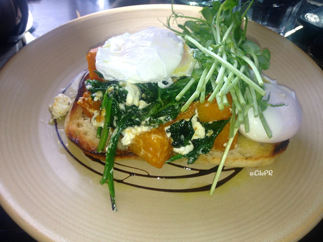 Tracks, lilepr, West Leederville, breakfast
