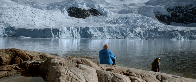transitions film festival melbourne 2016, ice & sky, film review, documentary, cinema nova, claude lorius, antartic, luc jacquet, filmmaker, association wild-touch founder