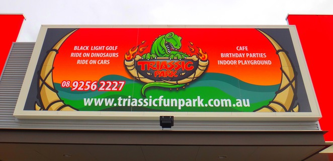 triassic, play centre, canning vale, triassic park, triassic fun park, soft play, dinosaurs