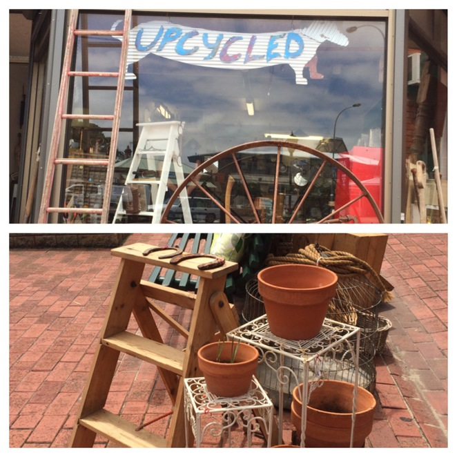 Upcycled on Ocean Street, Victor Harbor