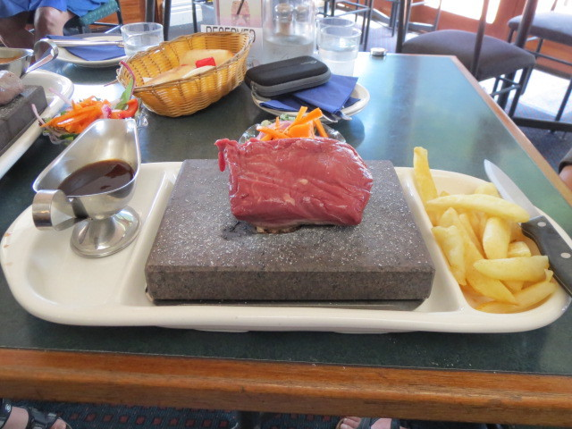 Valley Hotel, Eye Fillet of Beef, Adelaide