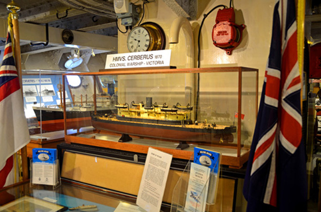 Victoria,Melbourne,Williamstown,Museum,Museums,Restored Warship,Travel,History,Heritage,Day Trip,Great Family Day Out