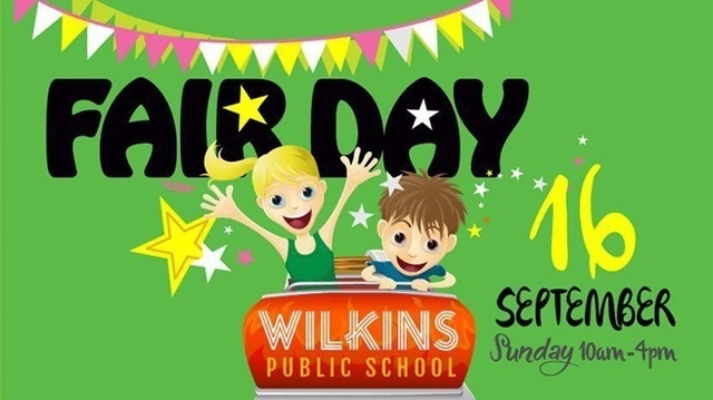 Wilkins,school,fair,day