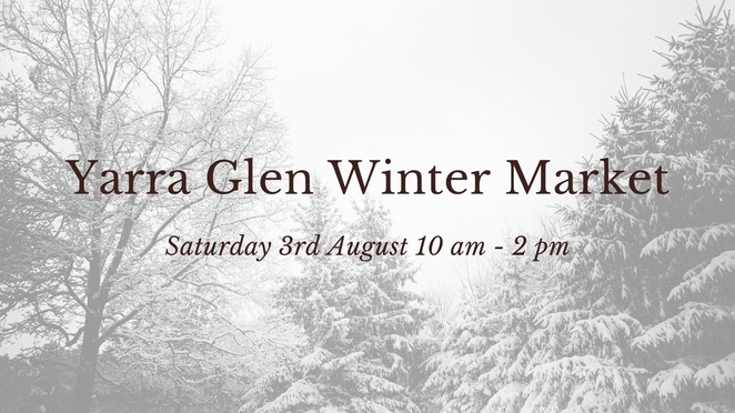 yarra glen winter market 2019, community event, fun things to do, yarra glen memorial hall, whoo's cute, vertigo designs, free market event, shopping, family fun, family friendly, local and small businesses, market stalls, stall holders, fantastic products, shop local, childrens clothing, art, homewares