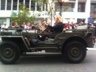 A five year old's Anzac day Perth