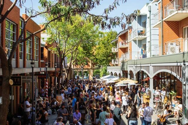 Adelaide, East End, Adelaide City, Events, March Events, Fun, Wine, Food, Music, Saturday, Afternoon, Social Events