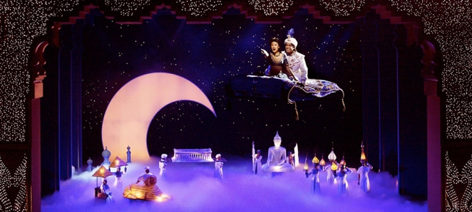aladdin the musical sydney