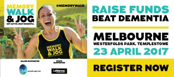 alzheimers australia vic, westerfolds park, memory walk and jog, dementia, services, fundraiser, charity, fun things to do, community event