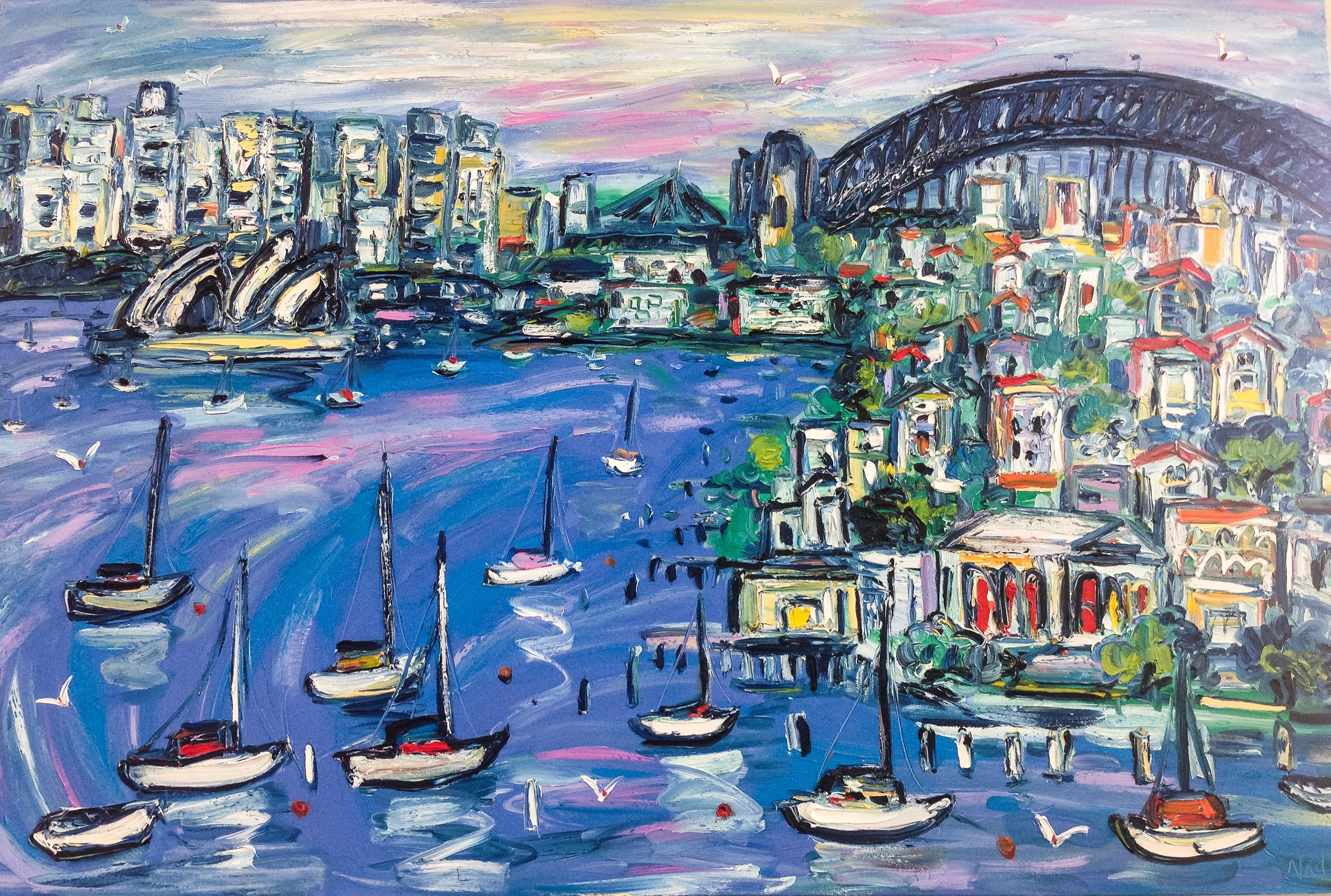Oil Painting Course Sydney