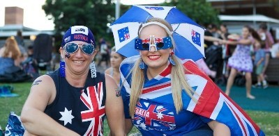 Australia Day events Races Brisbane doomben races whats on january