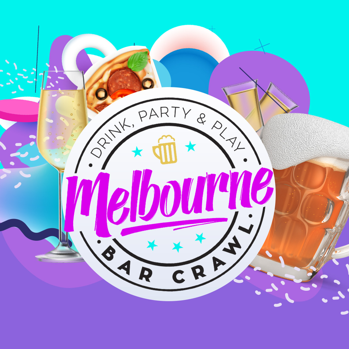 Australia Day Rooftop Beach Party 2018 - Melbourne