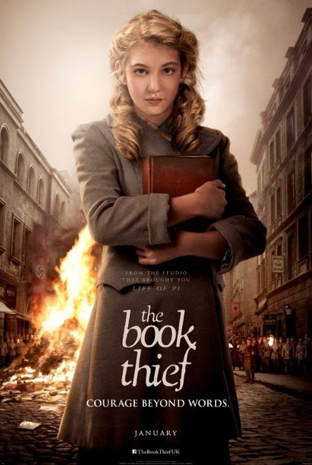 Book thief, poster, liesel