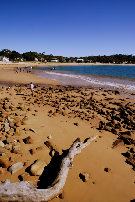 Bundeena Beach