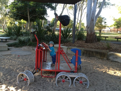 Carindale Recreational Reserve Playground