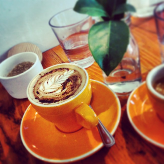 coffee mortdale