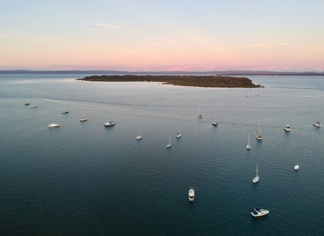 Coochiemudlo Island's size and accessible location make it a perfect South East Queensland day trip adventure