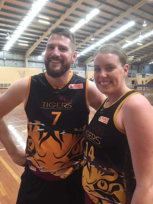 Southern Tigers Captains