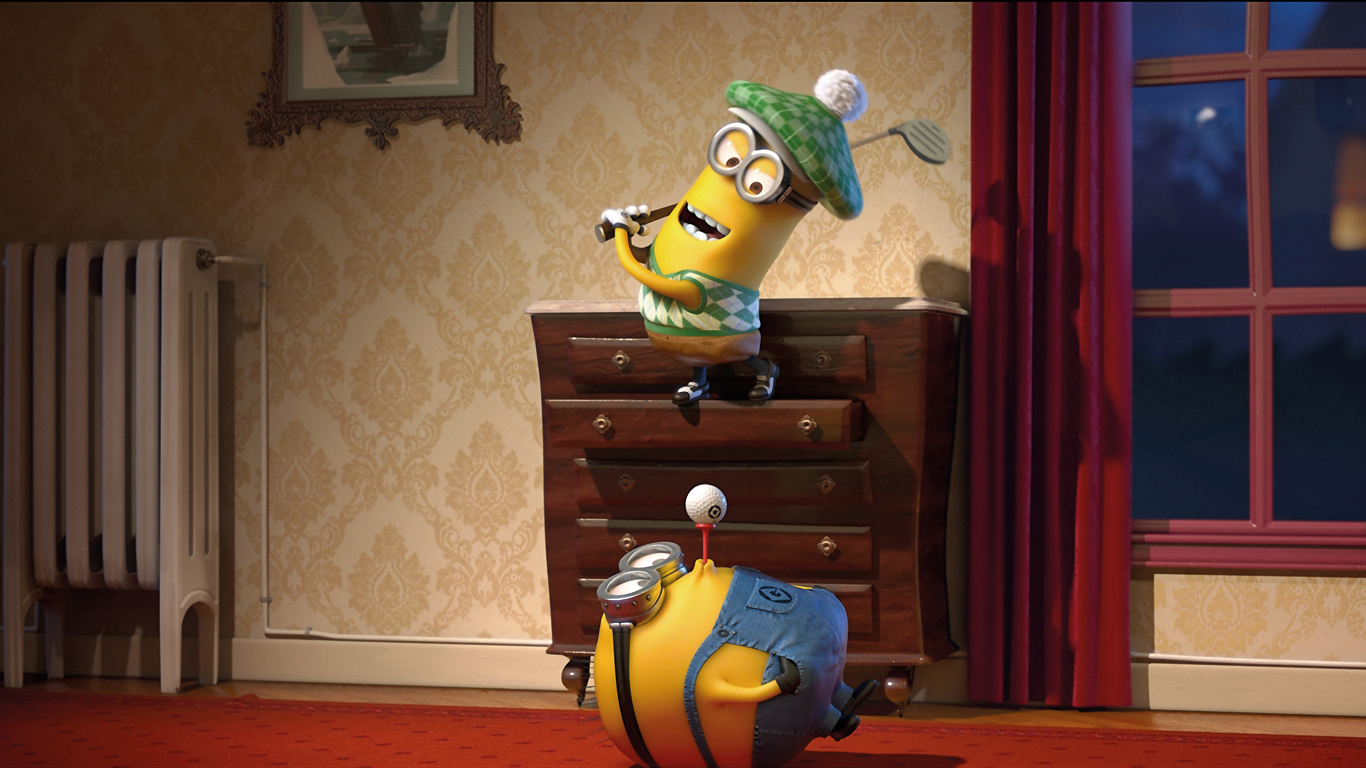 Minions Despicable Me 2 Movie