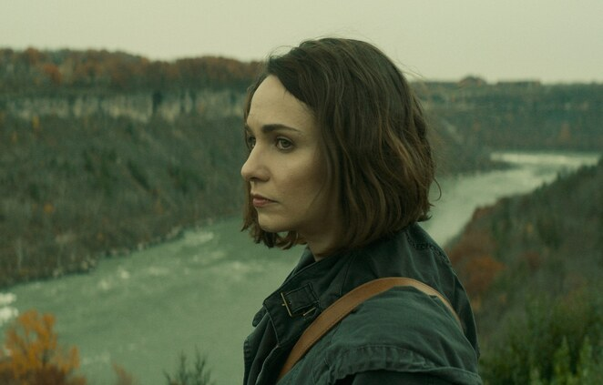 disappearance at Clifton Hill, film review, tuppence middleton, thriller