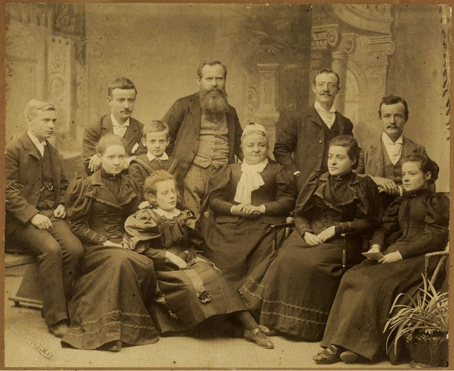 family history, family history month, state library sa