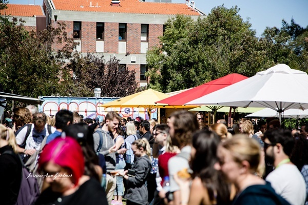Food,markets,at,Curtin,University