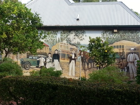 Freshwater Bay Museum, Claremont, local history