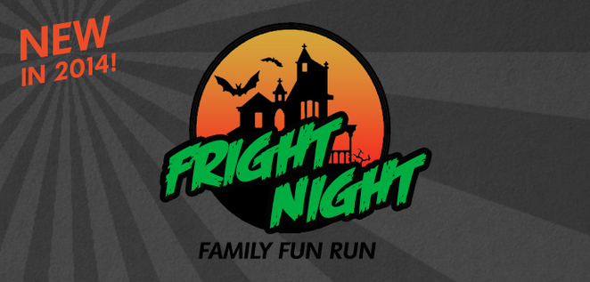 fright night fun run, adelaide, halloween, halloween 2014
