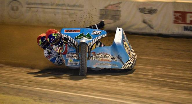 Gillman Speedway, Speedway Riders Association, Speedway, Solo Racing, Sidecars, Sidecar World Championship, FIM Oceania Championships, Jack Young Cup