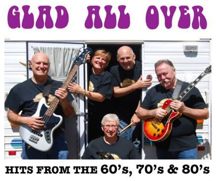 glad all over band classic music entertainment