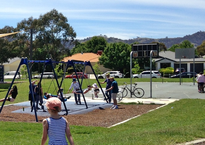 gordon playground, point hut park, point hyt park playground, basketball courts, canberra, ACT, best basketball courts in canberra, school holidays, school holiday activities,