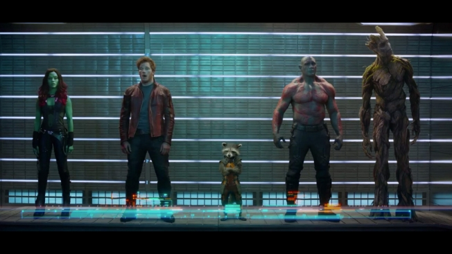 Guardians of the Galaxy Characters