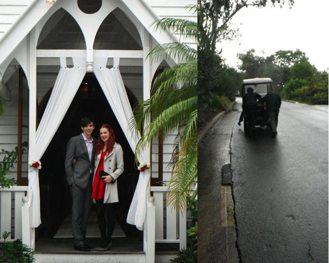Hamilton Island, Wedding, Chapel, Golf Cart