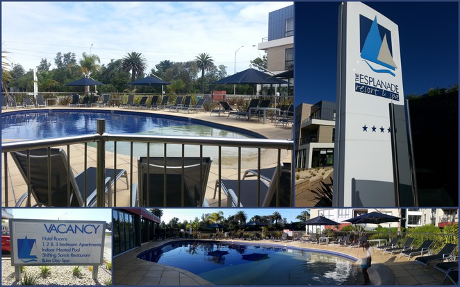 lakes entrance resort and spa, hotel, accommodation, apartment, beach, family, pool, tennis courts, luxury