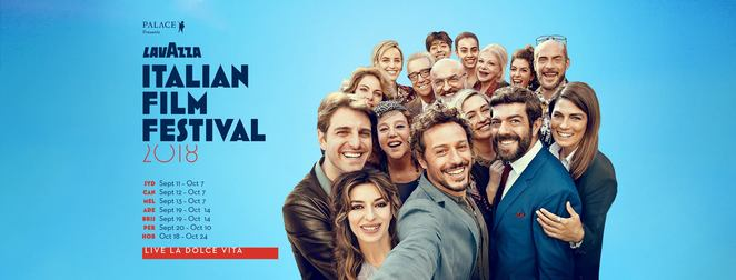 lavazza italian film festival 2018, community event, fun things to do, movie buffs, family fun, nightlife, nightout, date night, foreign film festival, cultural event, foreign films, film reviews, movie lovers, cinema, sub titled films, performing arts, actors, actresses, palace cinemas, paolo sorrentino's loro, italian films