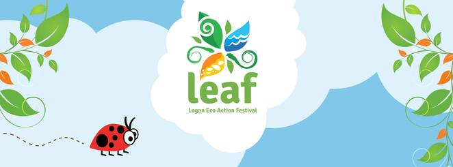 LEAF,2018,Logan,festival,eco,action,ladybird,blue,green,griffith,university