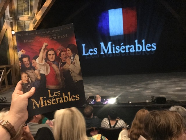Les Miserables, Nightlife, fund things to do, bucket list, Australian Broadway Choir, Theatre, Shows, St Kilda, Famous Novels, Musical Theatre, Melbourne