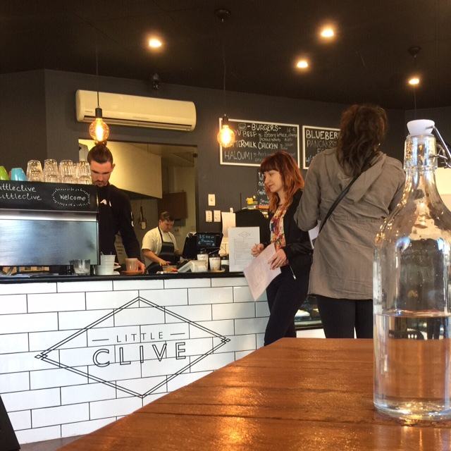 Litte Clive, Cafe, Annerley, Coffee Shop, Breakfast, Lunch, Brunch