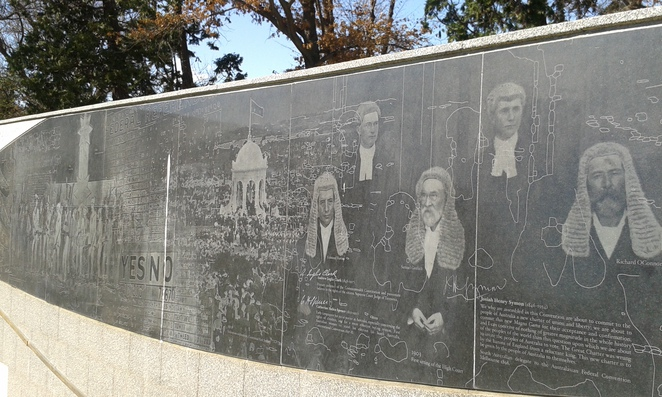 Magna Carta Place, Canberra, Parliamentary Triangle, ACT