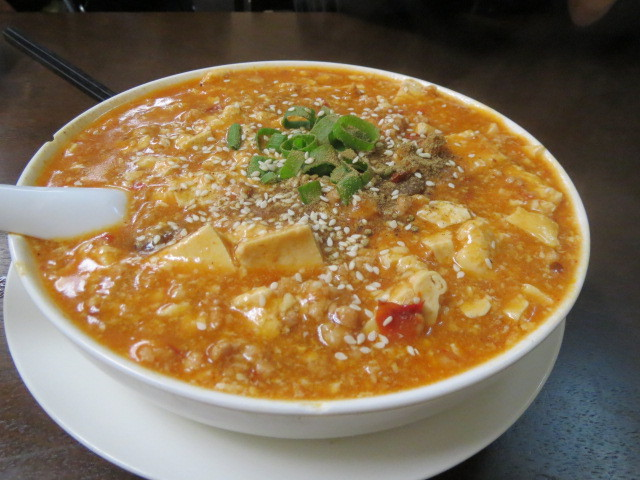 Master Jin Taste of China, Mapo Tofu, Adelaide