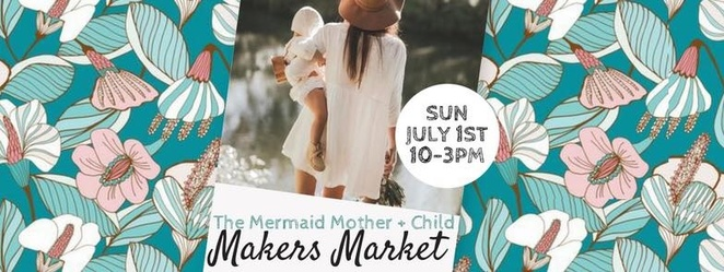 Mermaid,mother,and,child,markets