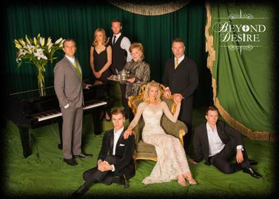 Modern Edwardian Musical, Murder and Mystery, hayes theatre co, potts point, neil Rutherford, beyond desire musical