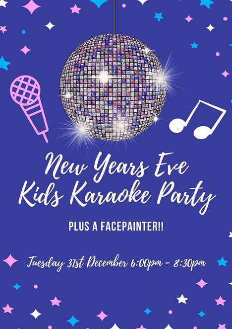 NYE Kids Party