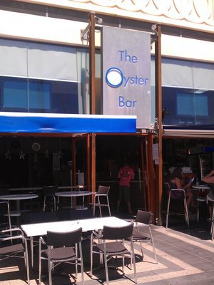 The Oyster Bar Outside