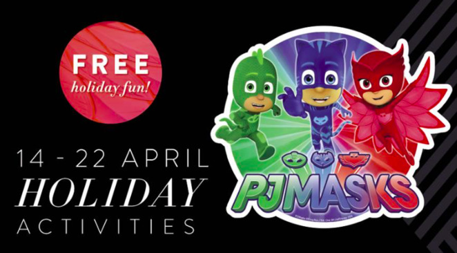 PJ Masks, Karrinyup Shopping Centre, Perth school holidays, school holiday activities Perth, shopping centre activities Perth, shopping centre events Perth, events for kids Perth
