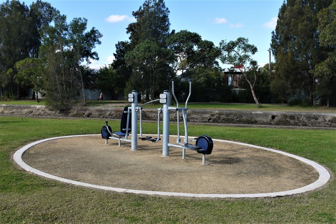 Richard Murden Reserve, parks, Haberfield, Inner West Sydney, playgrounds