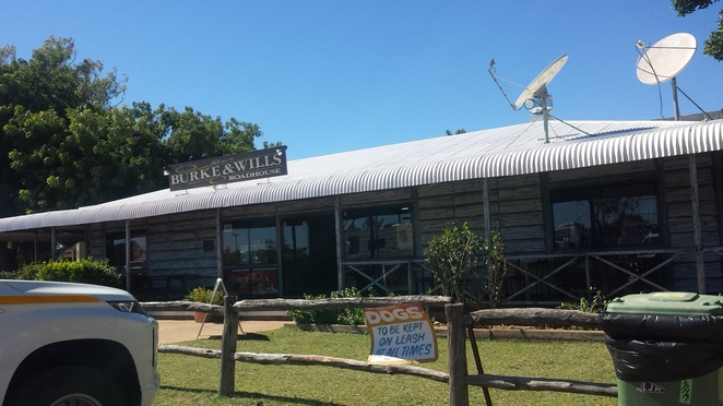 road house, Burk & Wills Roadhouse, Queensland, outback, Gulf of Carpentaria