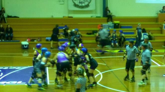 roller derby canberra family friendly girls night out