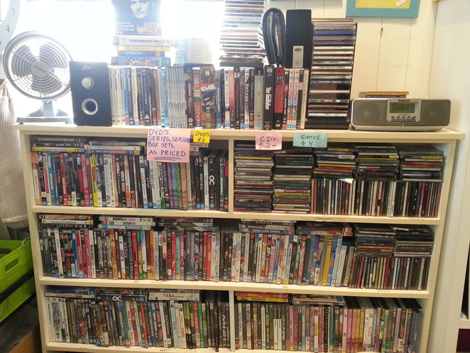 second hand music, indooroopilly