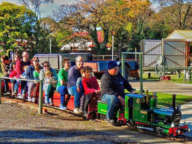 south australian light railway centre, port milang historic railway museum, milang, light rail, light railways, tramways, amusement parks, south australia, fun for kids
